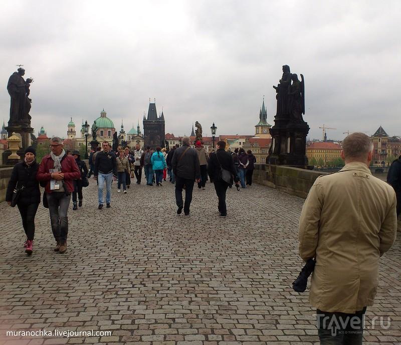 Прага: Карлов мост и вокруг него / Чехия
