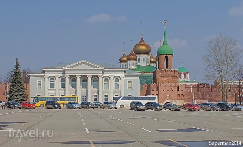 Тульский кремль / Россия