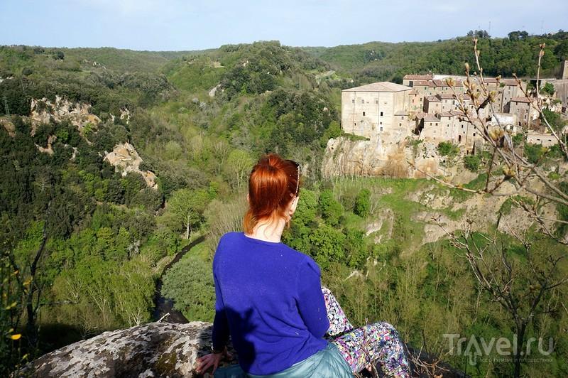 Via Cave - загадочная дорога жизни и смерти / Италия