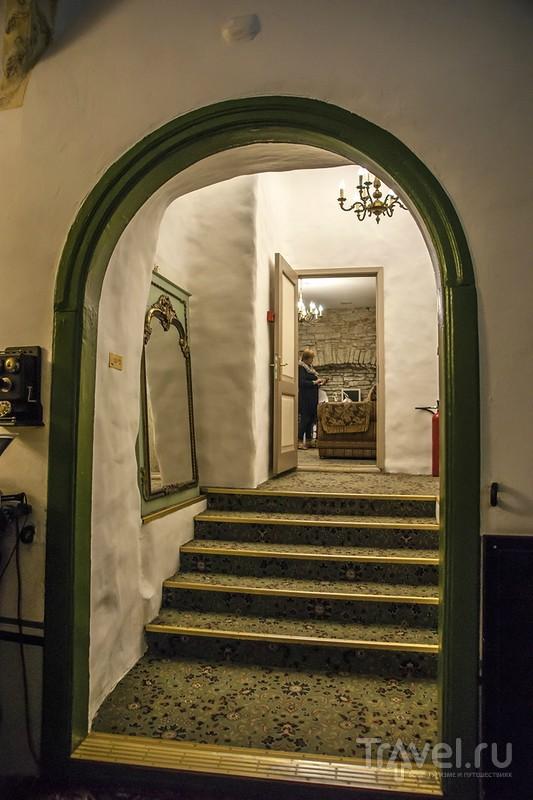 St. Olav Hotel. Старый Таллин / Эстония