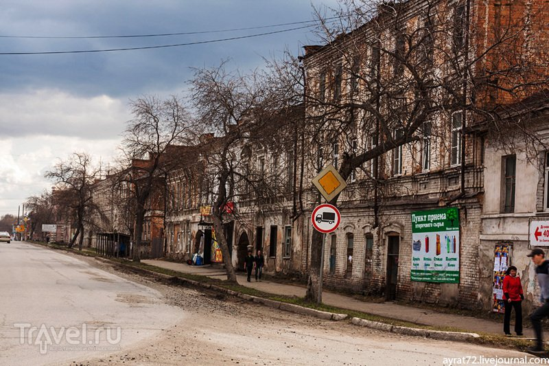Ирбит. Городок с большим туристическим потенциалом / Россия
