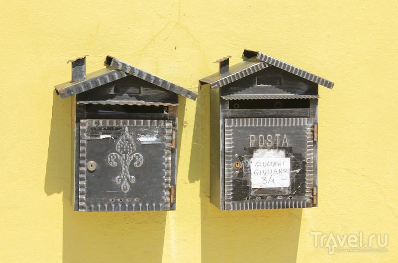 Итальянская деревня / Италия