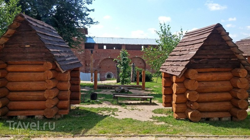 Зарайская крепость-замок / Россия