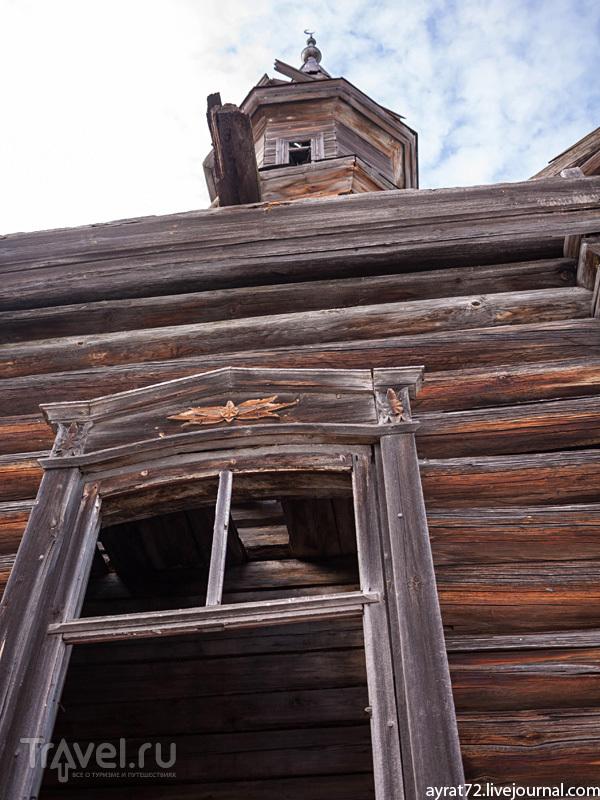 Конченбург, село с солидным названием и двумя мечетями / Россия