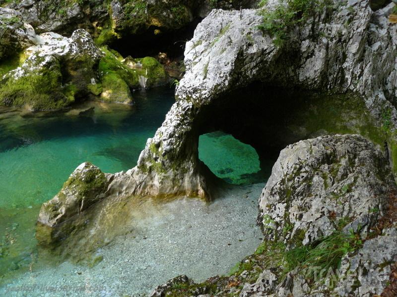 Словения - Хорватия без городов. Мостницкие корыта / Фото из Словении