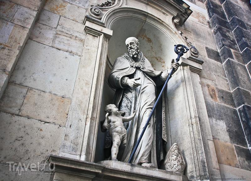 Дрезден и Бастай / Фото из Германии
