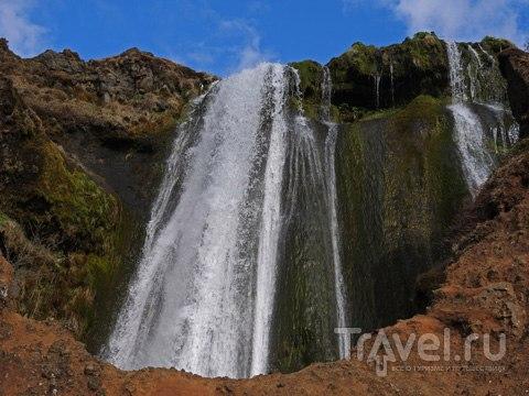 Волшебная Исландия. Юго-западное побережье, дорога в аэропорт / Фото из Исландии