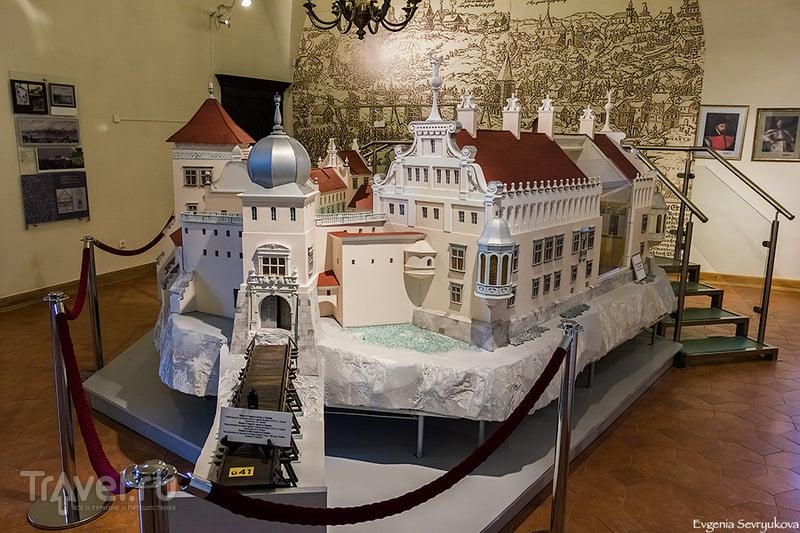 Мирский замок / Фото из Белоруссии