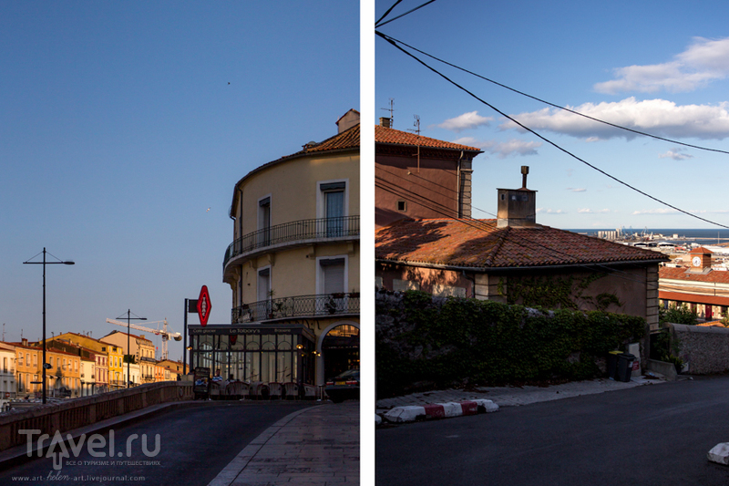 Франция. Секреты города Сет (Sète) / Фото из Франции