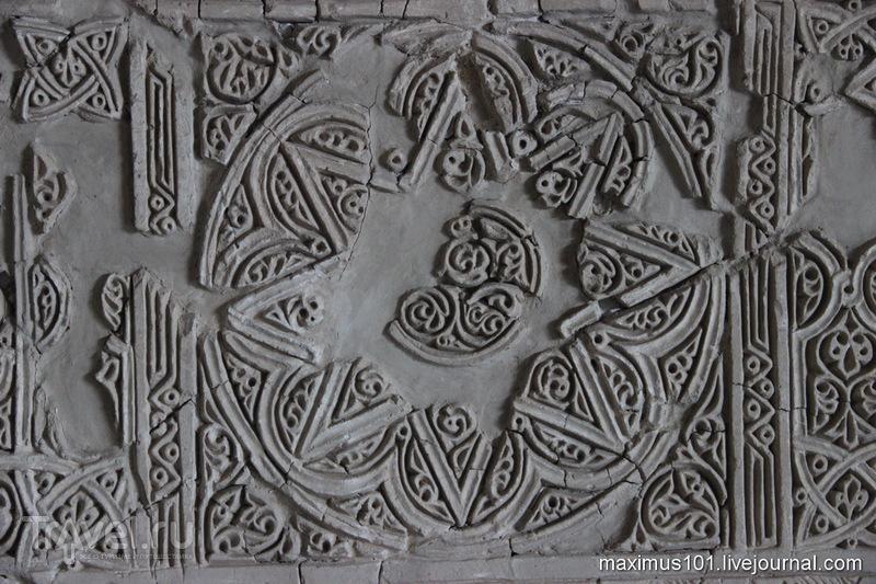 Музей Афрасиаба / Фото из Узбекистана