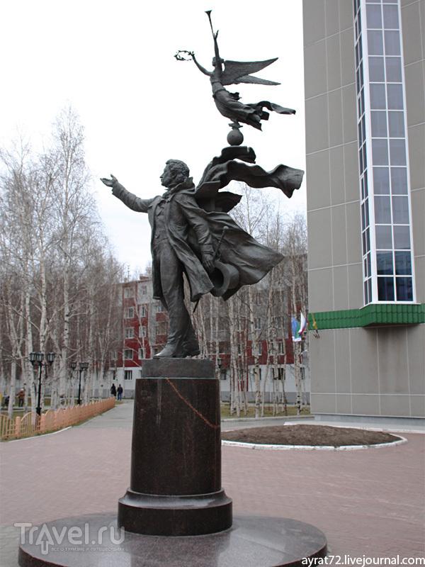 Сургут глазами командированного / Фото из России