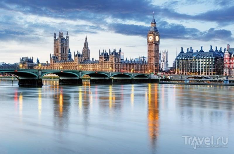 Неделя в Лондоне без посредников / Великобритания