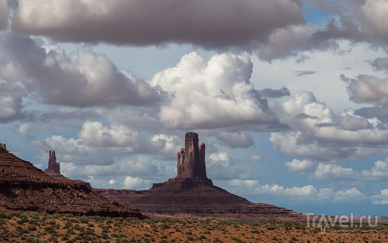 Небо Аризоны / Фото из США