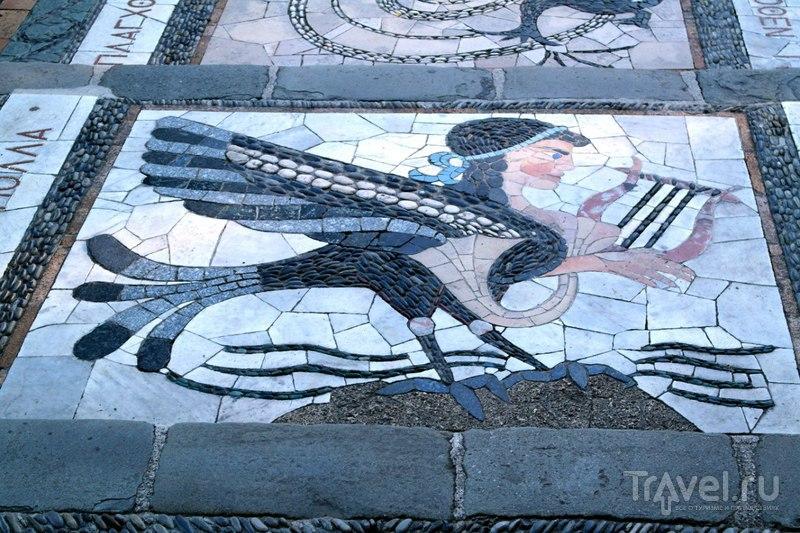 Ницца, Франция - Продолжение прогулки по Замковой горе / Фото из Франции