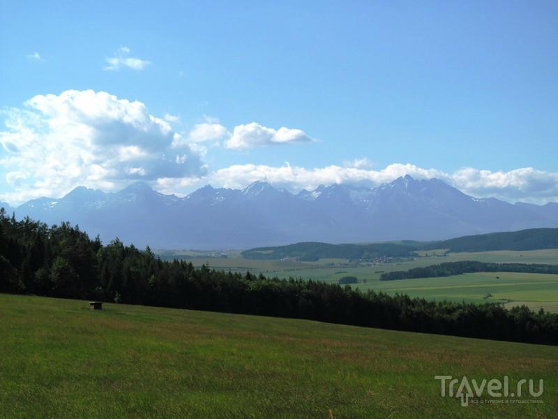 Словацкий рай. Каньон р.Горнад / Фото из Словакии