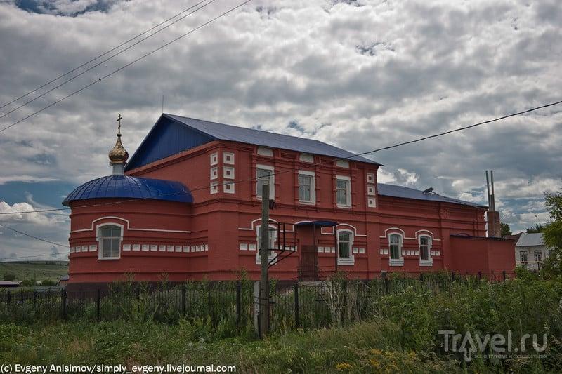 Путешествие на Арбугинскую гору / Фото из России
