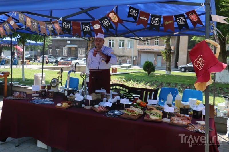 "Фестиваль ""Hartak"" в Ереване / Армения"