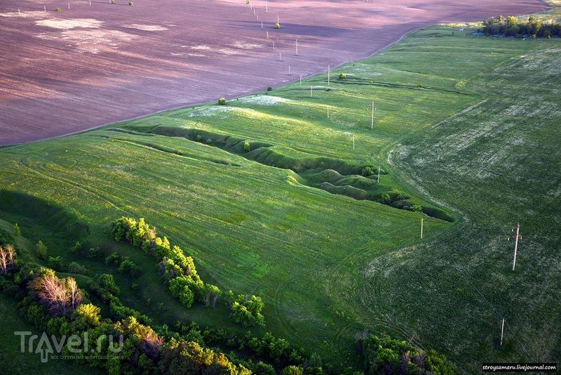Прогулка на шаре или 405 метров над землей / Фото из России
