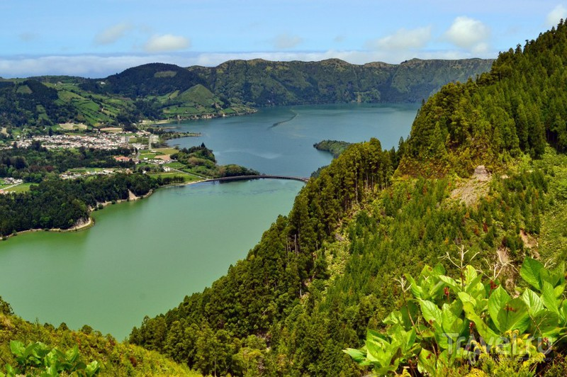 Азоры, остров Сан-Мигел / Фото из Португалии