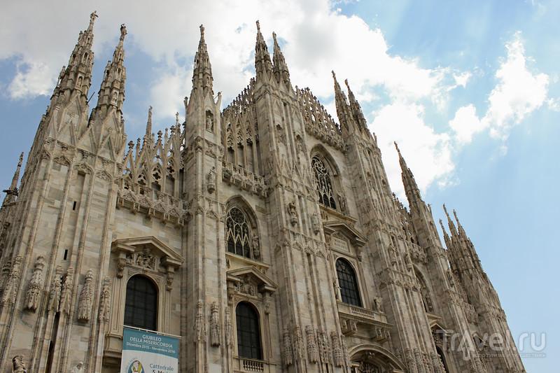 Собор Duomo di Milano / Фото из Италии