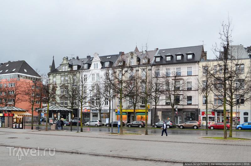 Германия: Вупперталь / Фото из Германии
