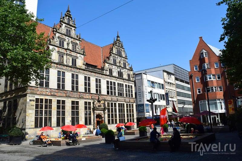 Гамбург и Бремен. Германия