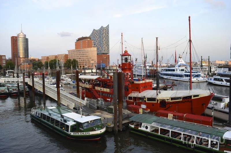Гамбург и Бремен. Германия / Фото из Германии