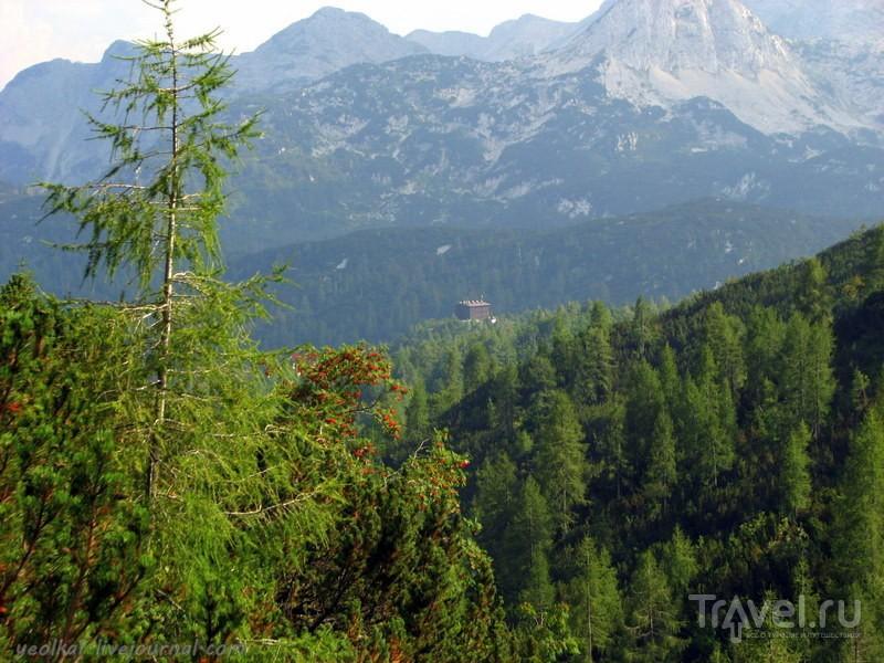 Словения - Хорватия без городов. Долина Триглавских озер / Фото из Словении