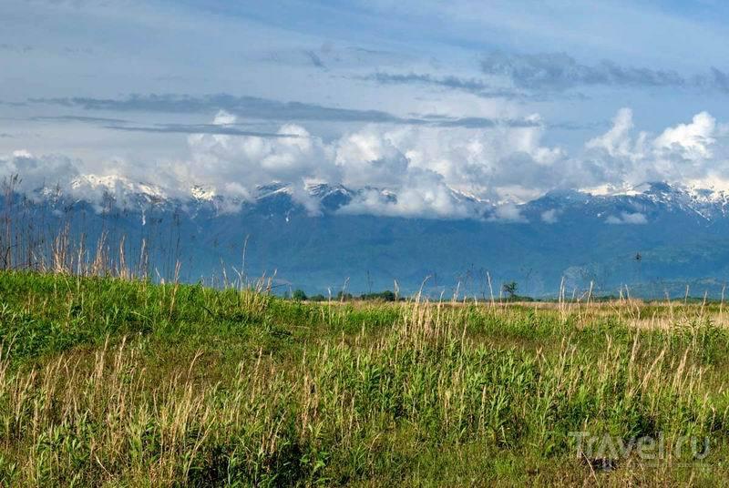 Краткий обзор автомобильной поездки в Абхазию 26 апреля - 7 мая 2016 года / Россия