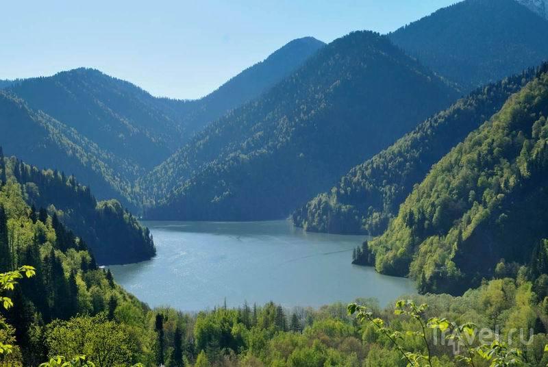 Озера Рица / Россия