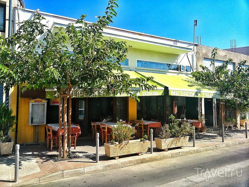 Краткое руководство для туристов по общепиту на Кипре / Кипр