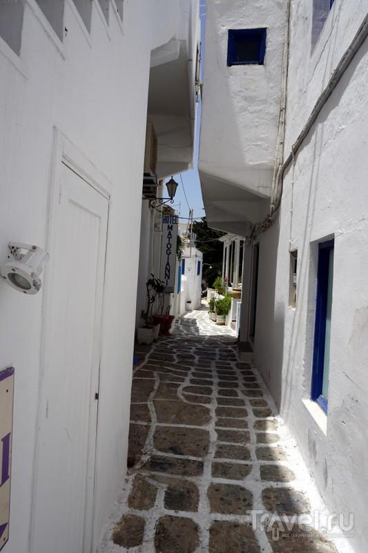 Один день круиза. Миконос, Греция / Фото из Греции
