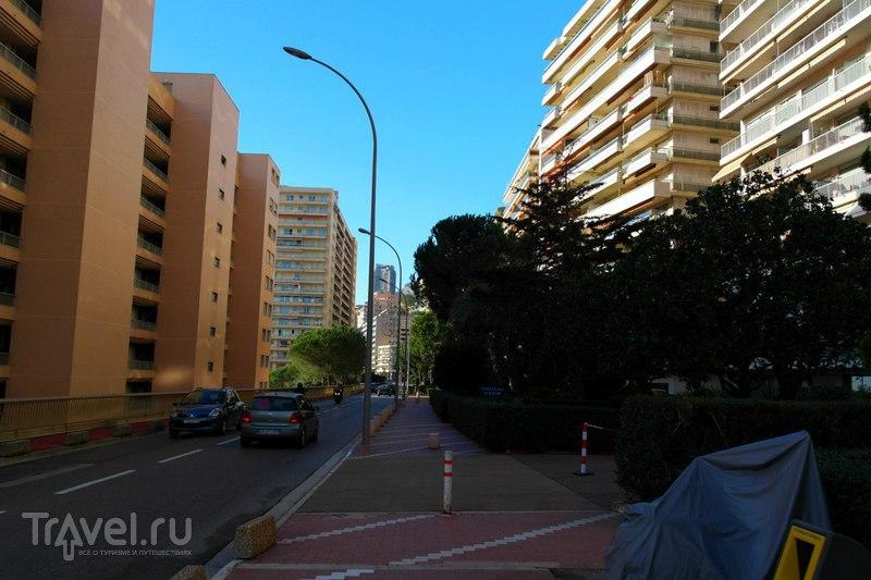 Монако - прогулка по улицам / Монако