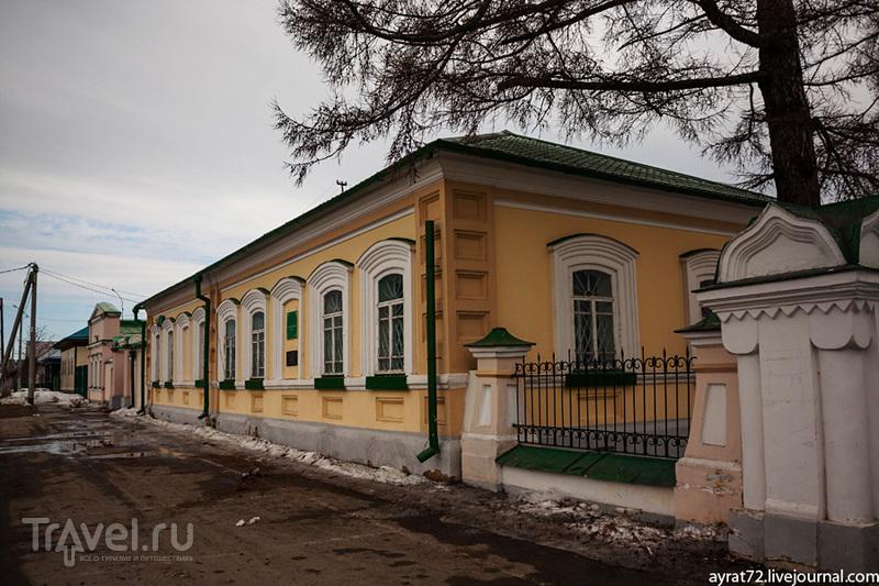 Сибирские татары и мусульманство. Тюменское село Ембаево / Фото из России