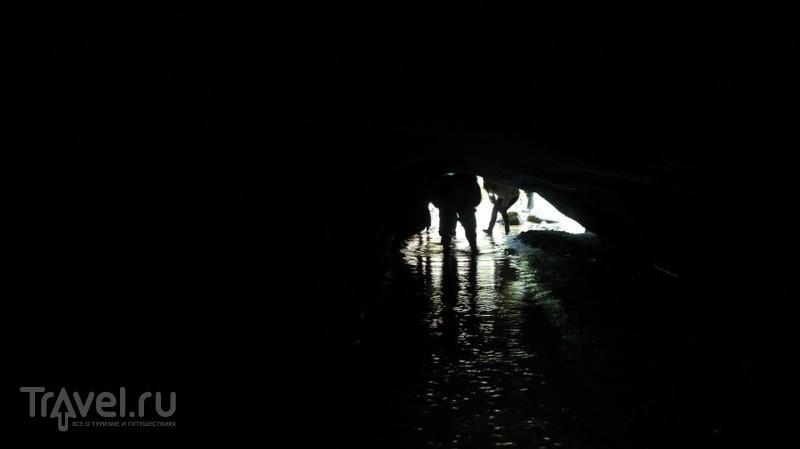 Подземные пещеры Вейини, Страупе / Латвия