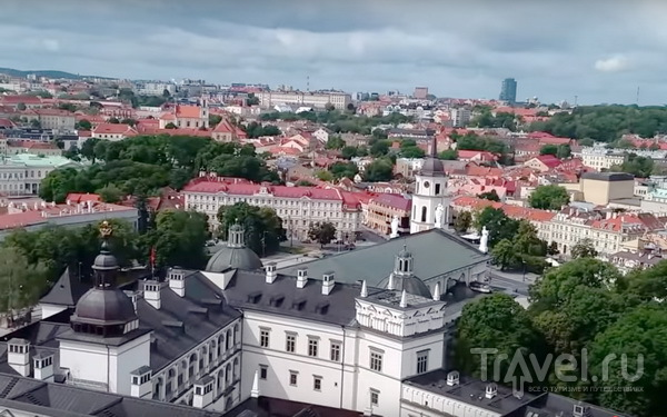 Паланга-Клайпеда-Тракай-Вильнюс на машине с 3 детьми на выходные / Литва
