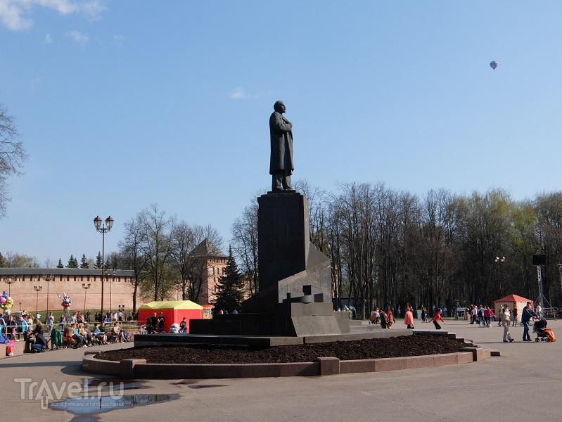 Великий Новгород - радость туриста / Россия