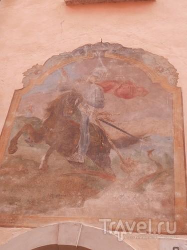 Из Брешиа в Бергамо / Италия