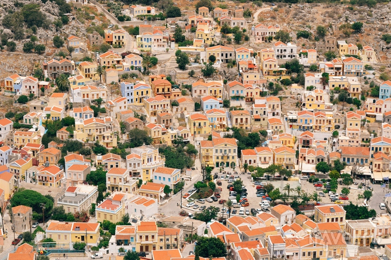 Сими / Фото из Греции