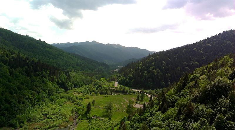 Брашов, Сигишоара, Сибиу / Румыния