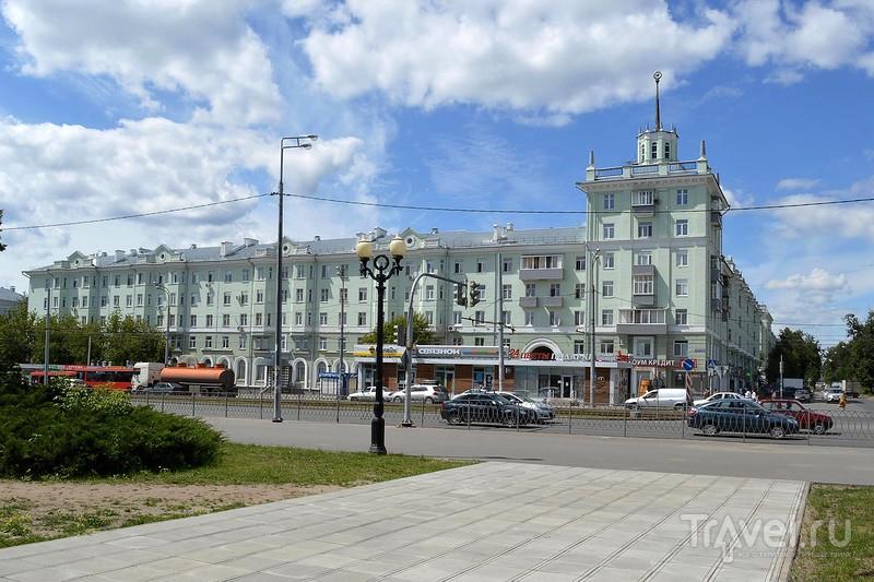 Казань. Прогулки по городу / Фото из России