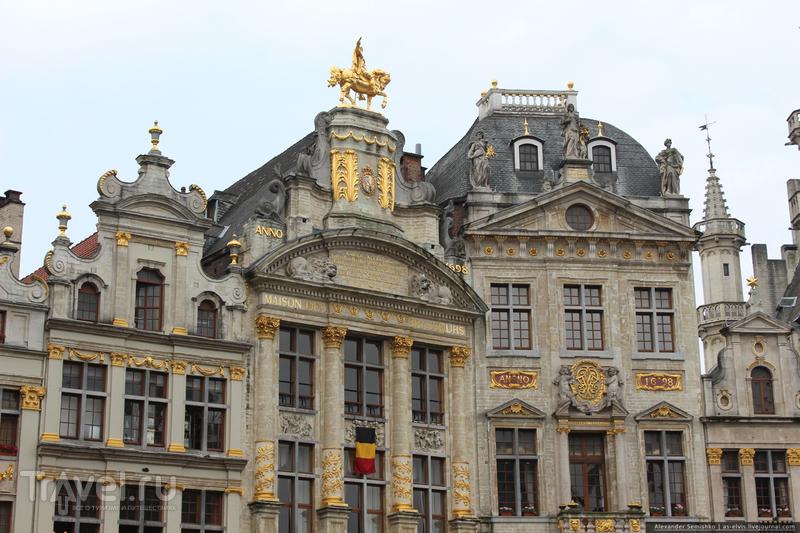 Прогулка по центру Брюсселя / Бельгия