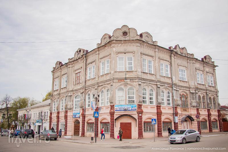 Касимов: уездный центр / Россия