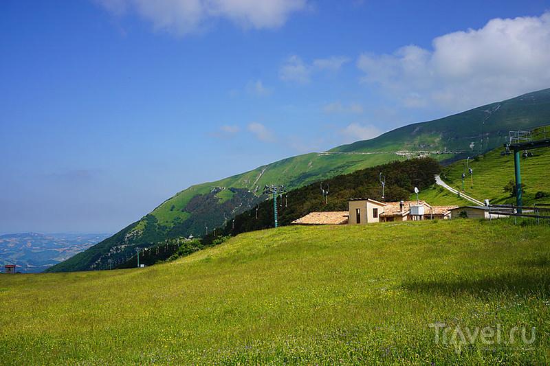 Пейзажи Марке и Умбрии / Фото из Италии