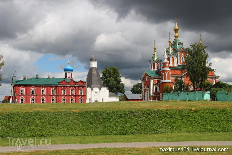 Коломенский кремль / Россия