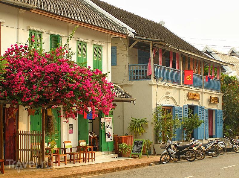 Лаос. Стильный Луанг Прабанг / Лаос