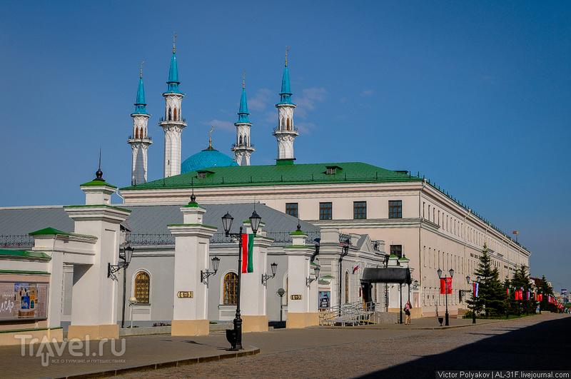 Прогулка по Казани / Фото из России