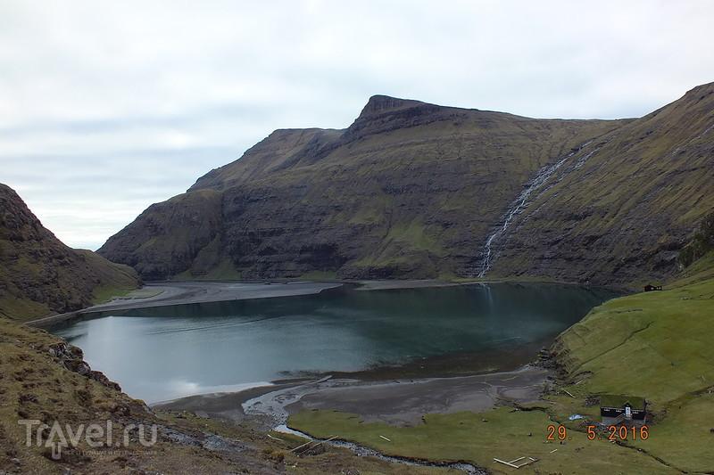 Фарерские острова. Остров Стреймой (Streymoy) / Фарерские острова