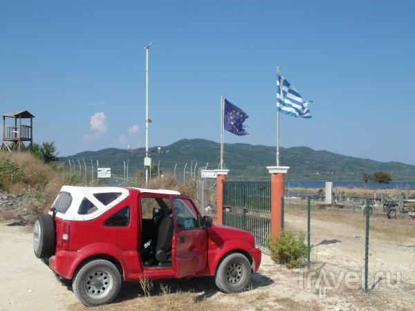 Корфу (Керкира), куда не ступала нога туроператора / Греция