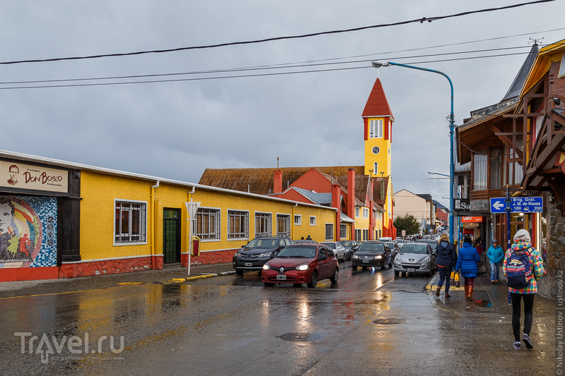 Ушуайя. Самый южный край света / Аргентина